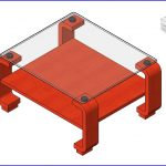 revit families | End Table (i).rfa | 56 Several 298