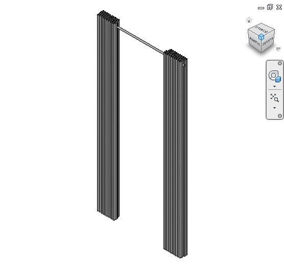 revit families | Stage Curtains Straight  rfa | 56 Several