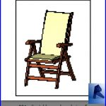 revit families | adjustable garden chair .rf | 17 Pool Furniture 1
