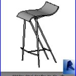 revit families | Bar Stool Sandler Ko Ala .rf | 33 chairs 24