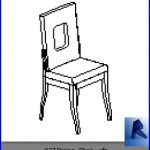 revit families   Dining Chair .rf   33 chairs 37