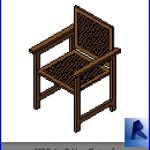 revit families | Patio Table Chair .rf | 33 chairs 52