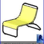 revit families | Van Keppel Green Lounge Chair .rf | 33 chairs 60