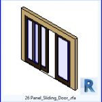 revit families | Panel Sliding Door .rf | 37 sliding doors 26